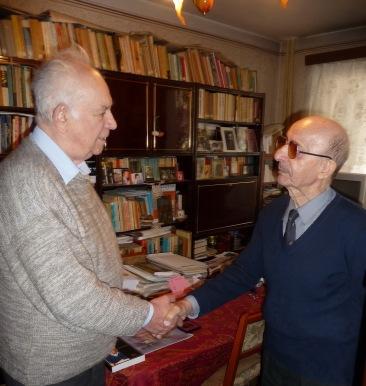 Eugen Dimitriu si Ovidiu Mustata 8 oct 2013
