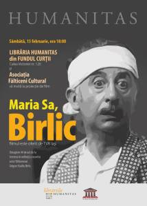 eveniment cultural birlic