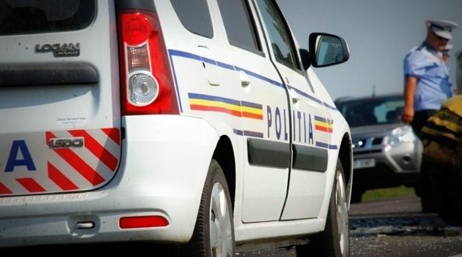 Minor accidentat când traversa strada neregulamentar în Cornu Luncii