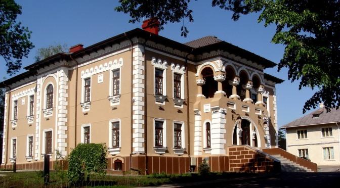 """Muzeul de Artă """"Ion Irimescu"""""""