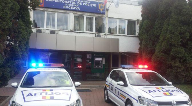 Dosare penale la regimul rutier întocmite de polițiștii suceveni / 6-7 februarie 2019