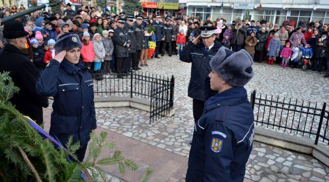 Activităţi prilejuite de sărbătorirea Zilei Naţionale a României la SMSJ Fălticeni
