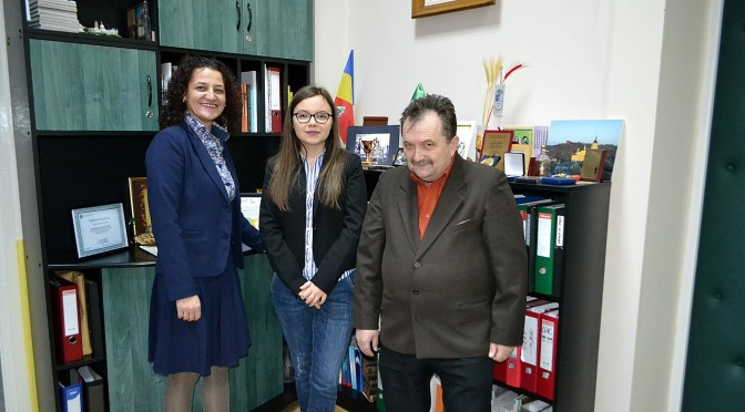 Eleva Ana Maria Cotun va fi premiată de Ministerul Educației Naționale