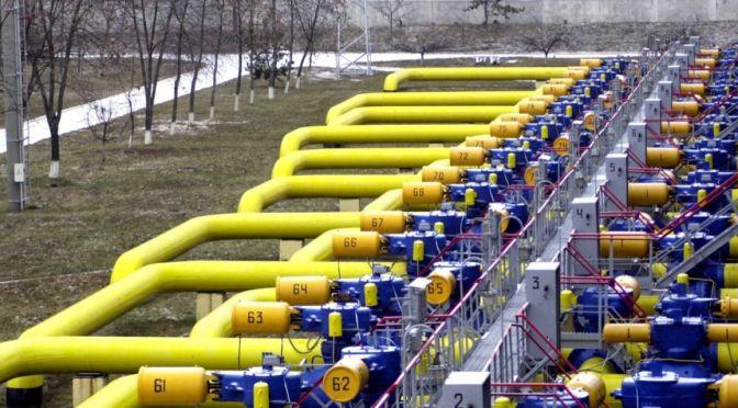 România are a patra rezervă dovedită de gaze naturale din Europa