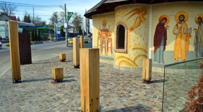 Vineri va fi sfințit Paraclisul Sfintei Sofia din Fălticeni