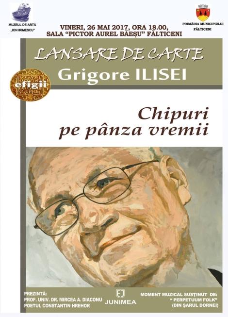 grigore_ilisei_lansare_de_carte