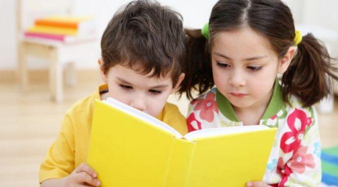 De ce sunt importante povestile pentru copii