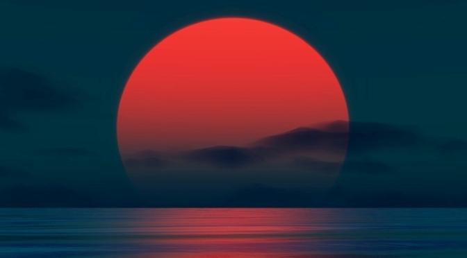 """Eveniment astronomic: """"Super Lună albastră sângerie"""""""