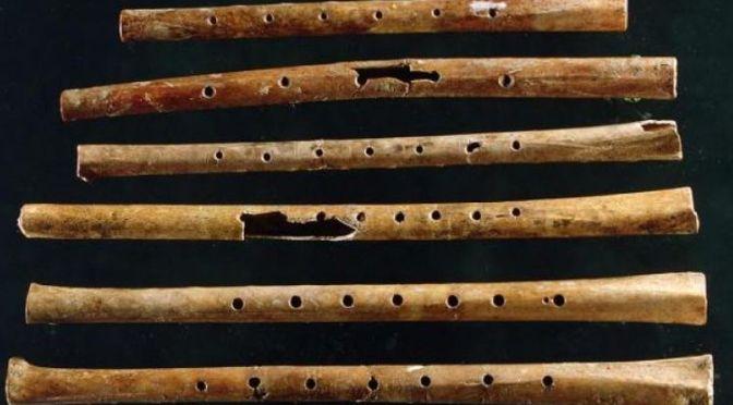 Cele mai vechi instrumente muzicale din lume