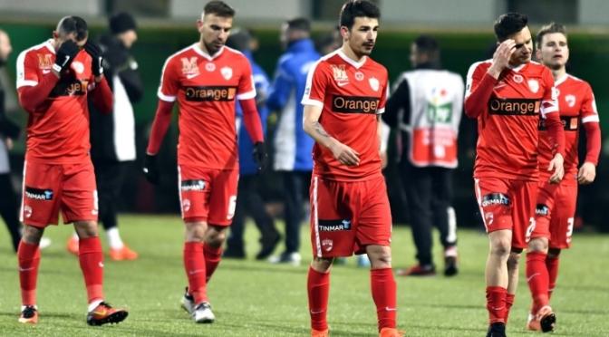 Liga 1: Dinamo a ratat prezența în Play-off!