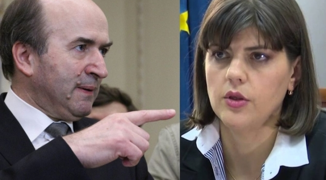 Laura Codruța Kovesi va fi audiată astăzi la CSM