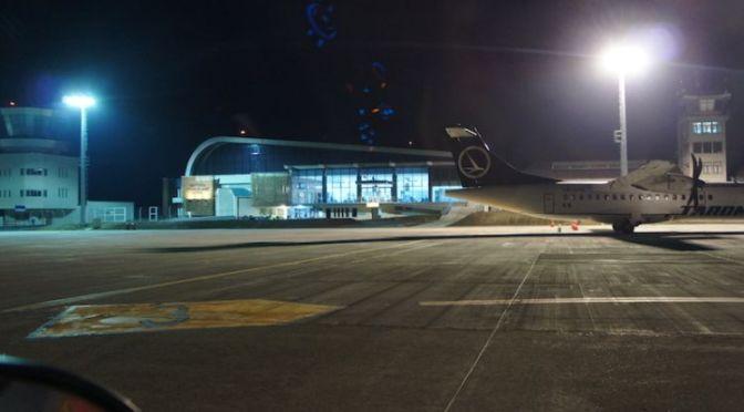 Plan Roșu de intervenție la Aeroportul din Suceava