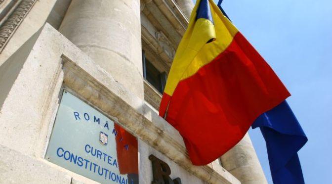 """Curtea Constituțională dezbate astăzi inițiativa """"Fără penali în funcții publice"""""""