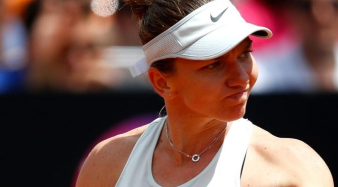Simona Halep joacă marți la Roland Garros