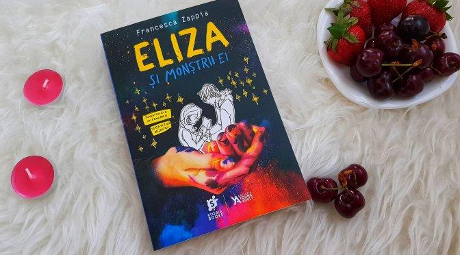 Eliza și monștrii ei – Francesca Zappia, editura Storia Books