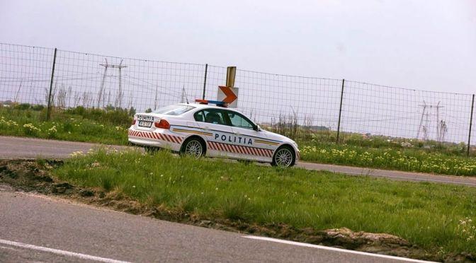 Mașini noi pentru Poliția Română