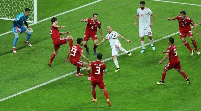 CM 2018: Rusia și Uruguay primele echipe calificate în optimi. Victorii la limită pentru Portugalia și Spania