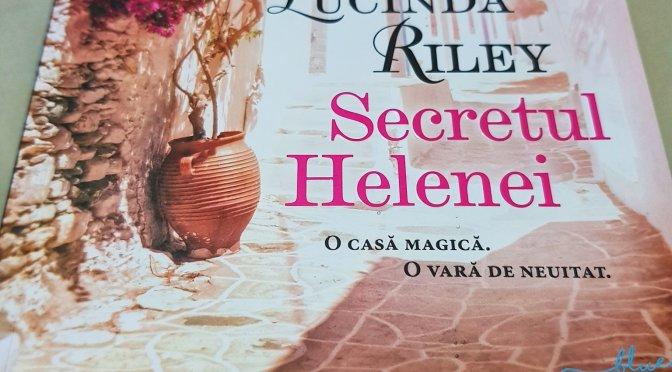 Secretul Helenei – Lucinda Riley (recenzie, Litera), colecția Blue Moon