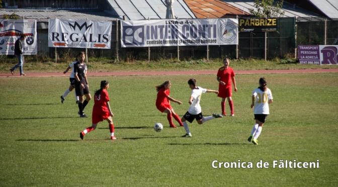 Fotbal feminin: CSS Nicu Gane s-a calificat în turul doi al Cupei României