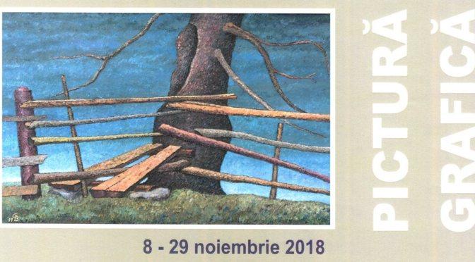 Expoziție aniversară – 70 Gabrel Baban