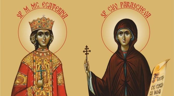 Programul sărbătorii Sf. Parascheva