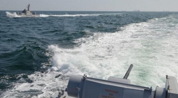 Tensiuni între Ucraina și Rusia în Marea Neagră