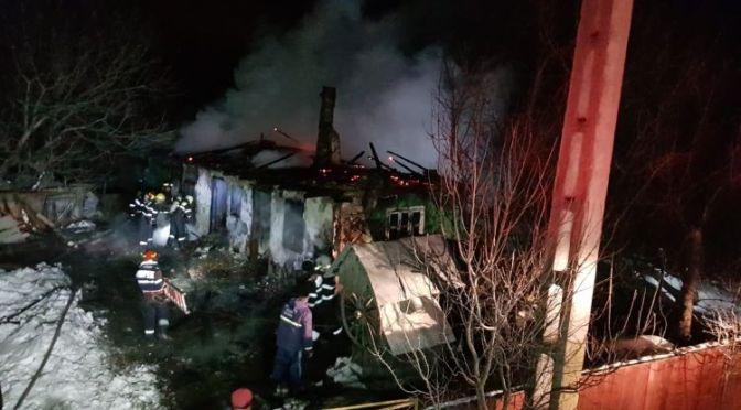Un bătrân din Mitocu Dragomirnei și-a găsit sfârșitul într-un incendiu care i-a cuprins locuința