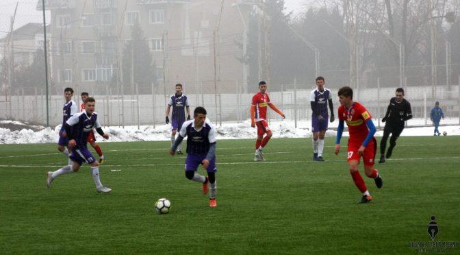 Pregătire Liga 3: FC Botoșani II – ACS Șomuz Fălticeni 1-3
