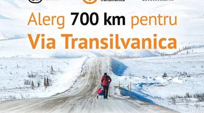 Tibi Useriualeargă 700 km pentruVia Transilvanicala Yukon Arctic Ultra!