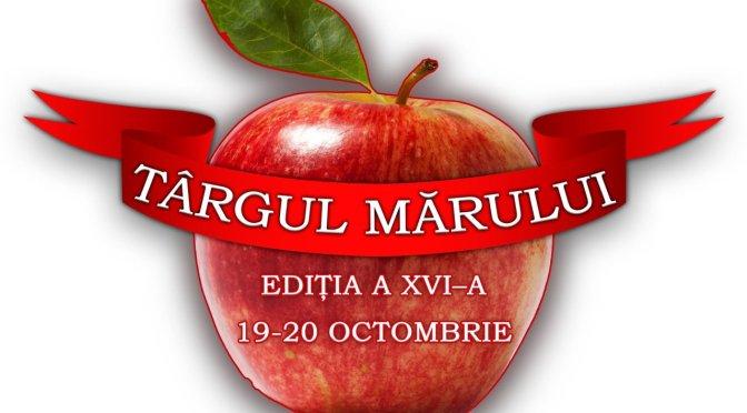 La sfârșitul săptămânii va avea loc Târgul Mărului