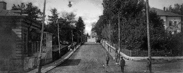strada prefecturii 1930